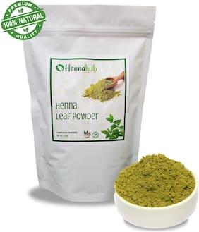 HENNAHUB Natural Henna Leaves Powder/ Mehndi 500g