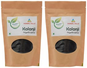 Herbal Hills Kalonji - 200gm (Pack of 2)