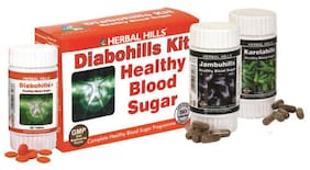 Herbal Hills Diabohills Kit