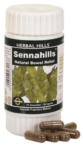 Herbal Hills Sennahills - 60 Capsule