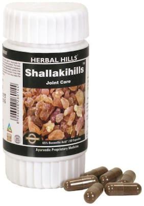 Herbal Hills Shallakihills 60 Capsule