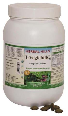 Herbal Hills I-Vegiehills - Value Pack 900 Tablets