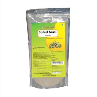 Herbal Hills Safed Musli Powder - 100 g Powder