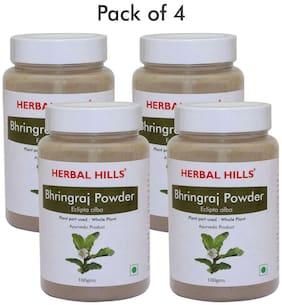 Herbal Hills Bhringraj powder - 100 g (Pack of 4)