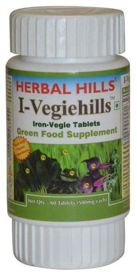 Herbal Hills I Vegiehills 60 Tablets