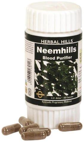 Herbal Hills Neemhills 60 Capsule