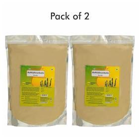 Herbal Hills Asthishrunkala - 1 kg powder - Pack of 2