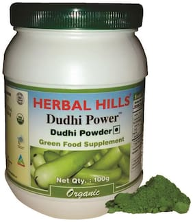 Herbal Hills Dudhi Power ( Bottle Gourd) 100 g Powder