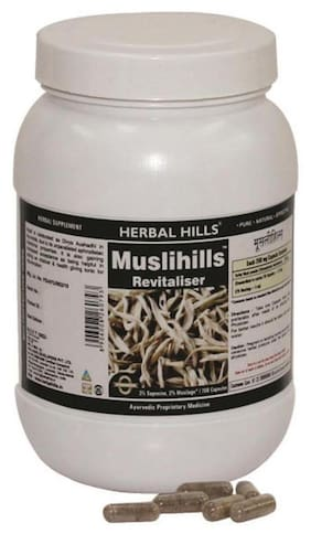 Herbal Hills Muslihills - Value Pack 700 Capsule