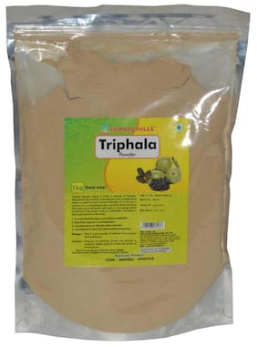 Herbal Hills Triphala Powder - 1 kg Powder