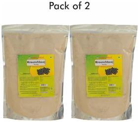Herbal Hills Krounchbeej Powder - 1 kg powder - Pack of 2