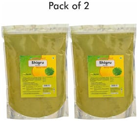 Herbal Hills Shigru Powder - 1 kg powder - Pack of 2