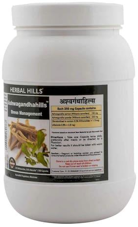 Herbal Hills Ashwagandhahills - Value Pack 700 Capsule