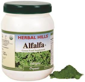 Herbal Hills Alfalfa 100 g Powder