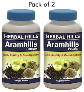 Herbal Hills Aramhills Powder - 100 g powder