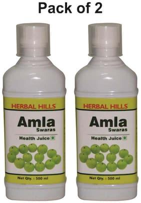 Herbal Hills Amla Swaras (Combo)