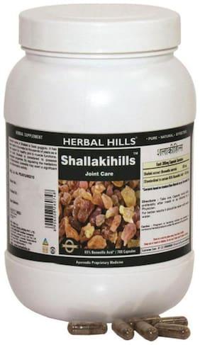 Herbal Hills Shallakihills - Value Pack 700 Capsule