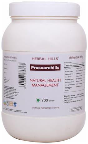 Herbal Hills, Proscarehills - Value Pack 900 Tablets