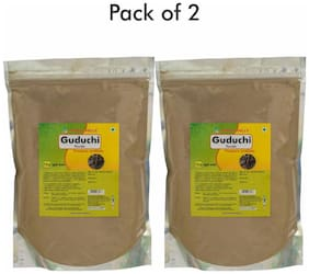 Herbal Hills Guduchi Powder - 1 kg powder - Pack of 2