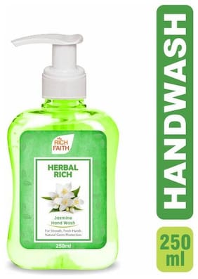 Herbal Rich Jasmine Hand Wash 250ml