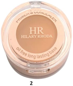Hilary Rhoda Primer & Concealer Oil Free Long Lasting Base 8.8 g