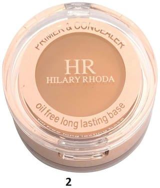 Hilary Rhoda Primer & Concealer Oil Free Long Lasting Base 8.8 g