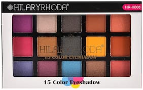 Hilary Rhoda 15 Color Eyeshadow 15 g;HR-K008 (2)