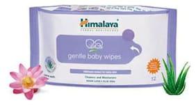 Himalaya Baby - Gentle Baby Wipes 12 pcs