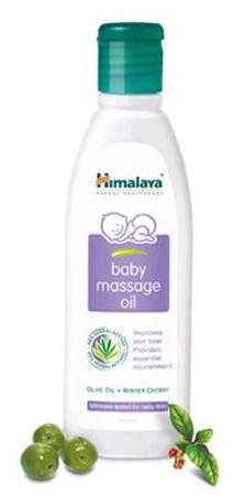 Himalaya Baby Massage Oil 200 Ml