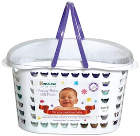 Himalaya Baby Care Gift (Basket)