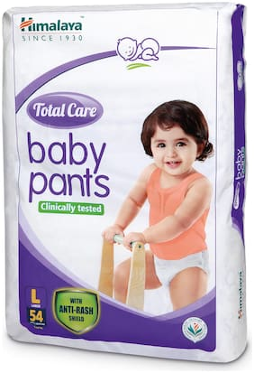 Himalaya Baby Pants (54 Count) L