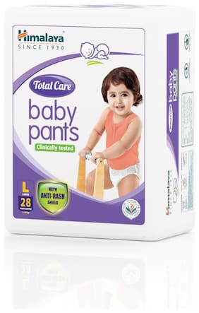Himalaya Baby Pants (28 Count) L