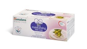 Himalaya Extra Moisturising Baby Soap-75g (Pack of 6)