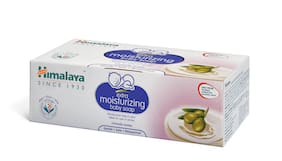 Himalaya Extra Moisturising Baby Soap 125 g (Pack of 6)