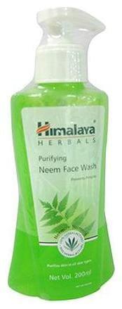 Himalaya Face Wash - Purifying Neem 200 ml
