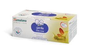 Himalaya Gentle Baby Soap -75g(Pack of 6)