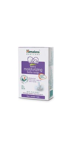 Himalaya Herbal Extra Moisturizing Baby Soap 75 gm