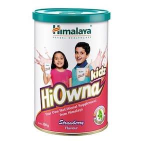 Himalaya HiOwna kidz (Strawberry Flavour) 200g