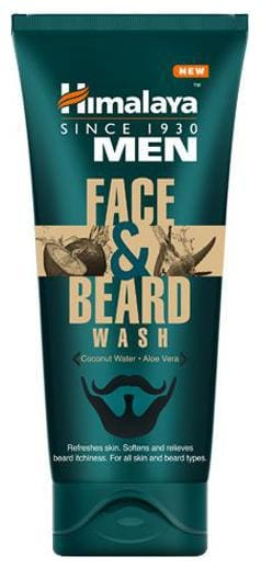 Himalaya Men Face & Beard Wash 80 ml