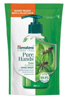 Himalaya Pure Hands Purifying Tulsi Hand Wash 185 ml