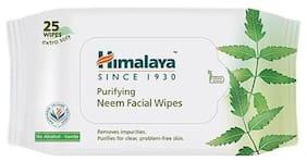 Himalaya Purifying Neem Facial Wipes 25 Pulls
