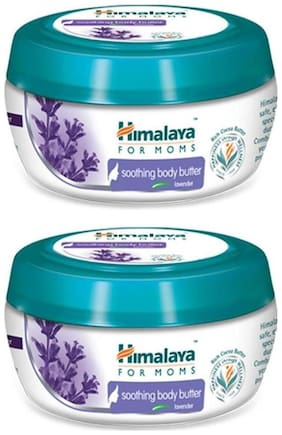 Himalaya Soothing Body Butter 50ml (Lavender)(Pack of 2)