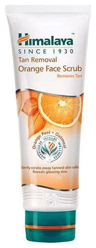 Himalaya Tan Removal Orange Face Scrub 50 g