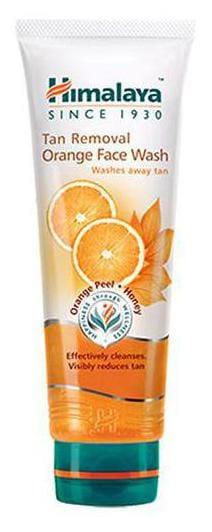 Himalaya Tan Removal Orange Face Wash 50 ml