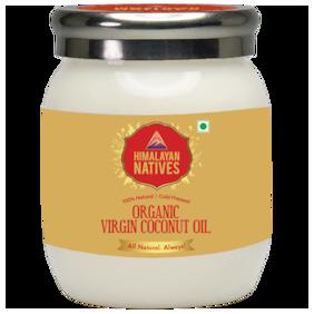 Himalayan Natives Virgin Coconut Oil, 250ml