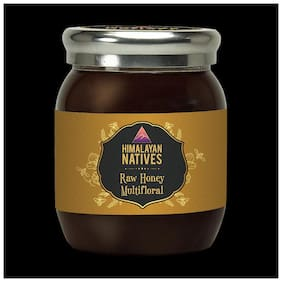 Himalayan Natives 100% Natural Multifloral Honey 700 g ( Pack of 1 )