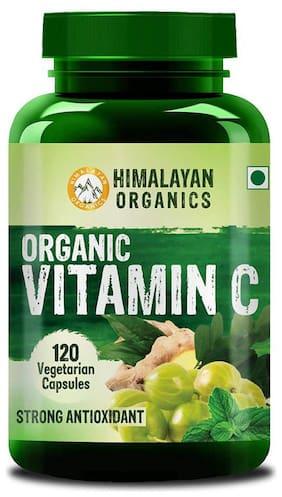 Himalayan Organics Vitamin C 1000 mg (120 Capsules)