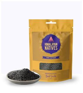 Himalayan Natives 100% Natural Premium Quality Basil Seeds 450 g