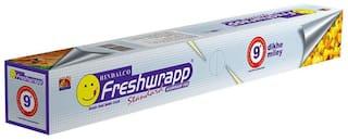 Hindalco Freshwrapp Hindalco Aluminium Foil 9 Meter (Pack of 4)
