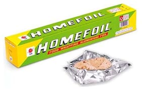 Homefoil Aluminium Foil - Food Wrapping Foil 9 Mtr